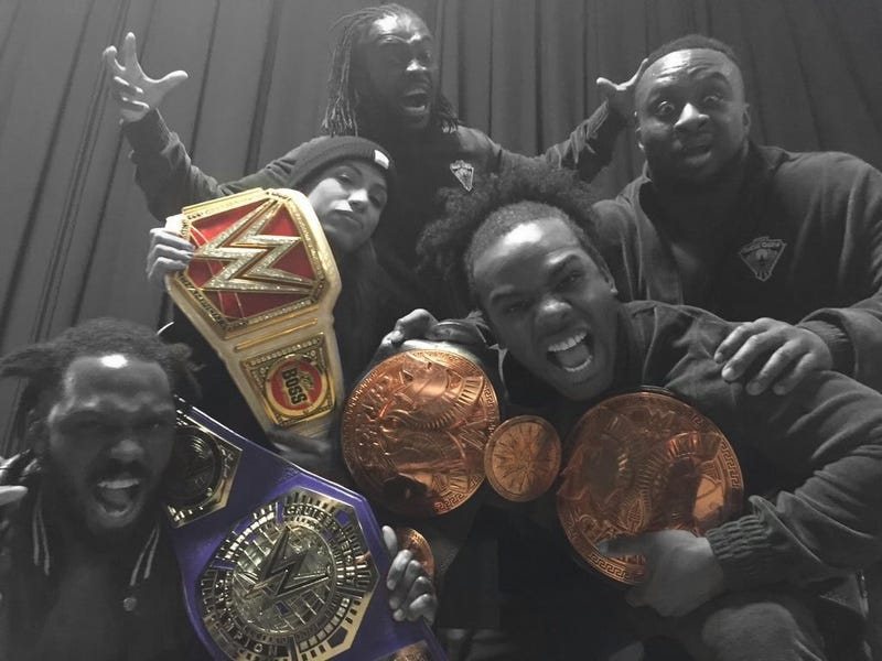 Illustration for article titled Pro Wrestler Tweet Gets People Talking About 'Black Excellence'