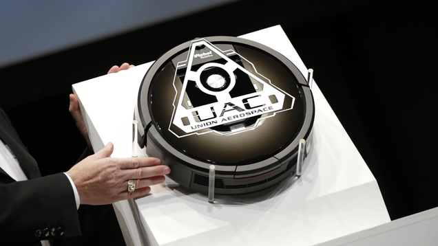 Doomba  Will Turn Your Roomba Into a Doom Hellscape Generator