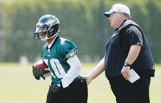 Illustration for article titled Week In Review: Everybody Wants A Piece Of DeSean Jackson