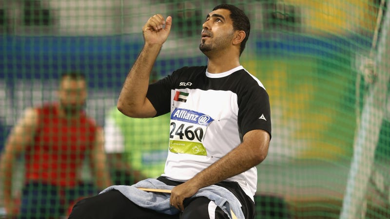 Para-Athlete Abdullah Hayayei Dies After Training Accident