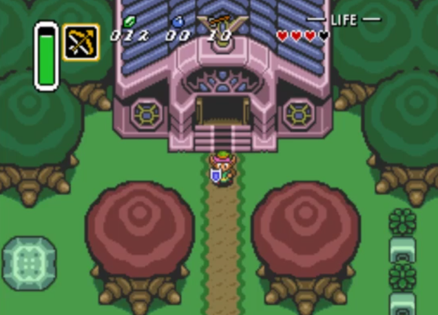speedrunner beats every boss in the legend of zelda a link to the past while blindfolded