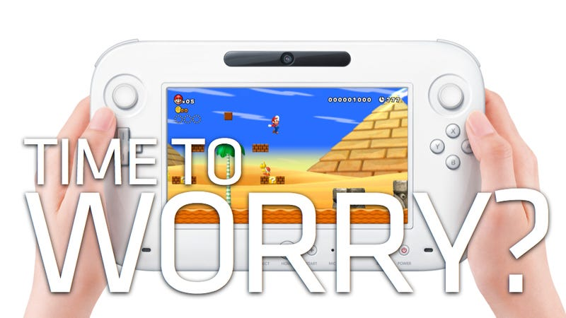 Illustration for article titled The Wii U Has One Big Problem, But Still May Be the Signature Gaming Console of Our Times