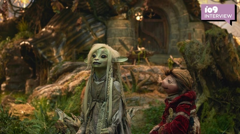 Dark Crystal: Age of Resistance Spoiler Interview With Creators
