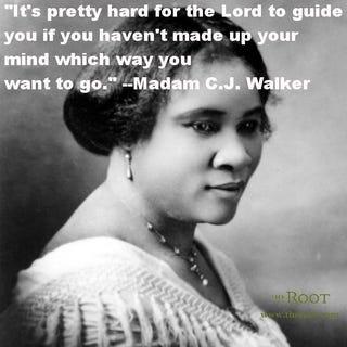 Madam C.J. Walker (Michael Ochs Archives/Getty)