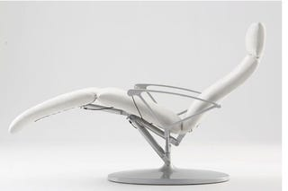 Relaxation chair back bliss machined from aluminum - Fauteuil de relaxation ikea ...