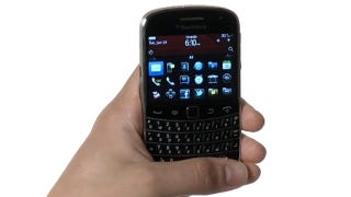 Illustration for article titled BlackBerry Hints New OS 7 Phones For Today, as 9930 Is Leaked to Verizon