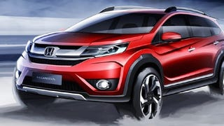 2016 Honda BR-V: Why Haven't We Heard Of This Futuristic Seven-Seater?
