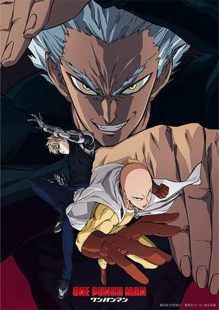 Illustration for article titled Enjoy the newest teaser of the new season of One Punch Man