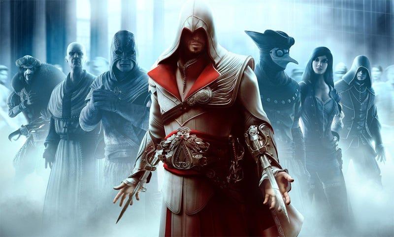 Illustration for article titled Frankenreview: Assassin's Creed Brotherhood