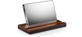 Illustration for article titled LaCie Wrapped This 1TB External Drive in Mirror-Finish Gorilla Glass