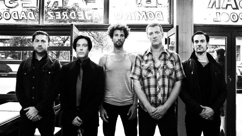 Illustration for article titled Queens Of The Stone Age:…Like Clockwork