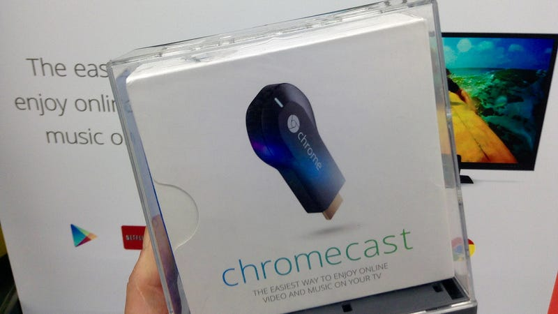 Illustration for article titled Turn the Chromecast Into a Standalone Media Player, No Internet Required