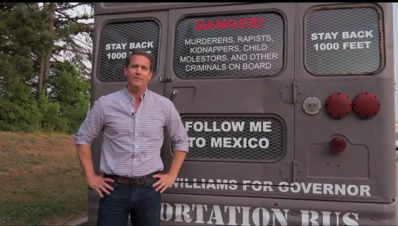 Michael Williams campaign ad