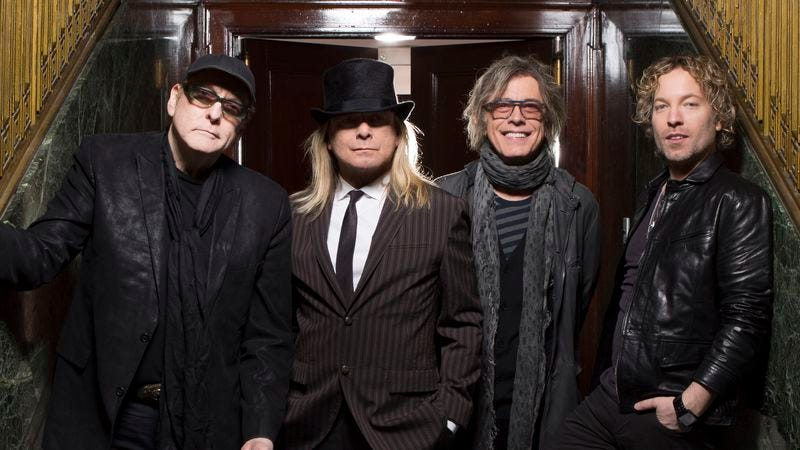 Illustration for article titled Cheap Trick preps for the Rock Hall with a new LP and a vintage perspective