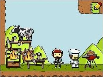 Illustration for article titled All 22,802 Words in Scribblenauts