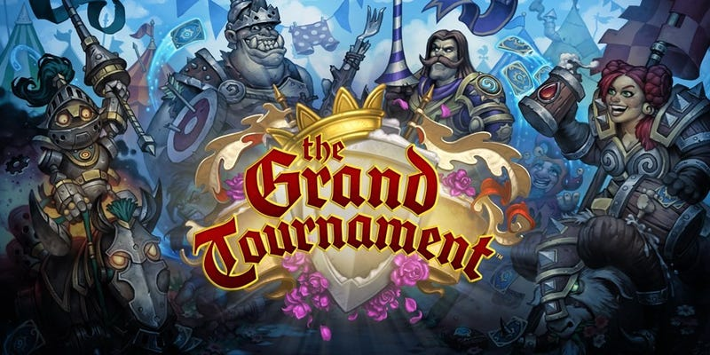 Illustration for article titled My Time in The Grand Tournament: A Hearthstone Tale