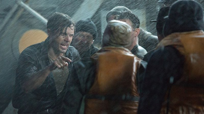 Illustration for article titled The Finest Hours tries to mount an old-fashioned rescue movie for the digital 3-D age