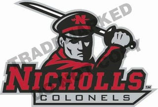 Illustration for article titled Nicholls State Mascot Will Smash Capitalism, Slash You In The Face