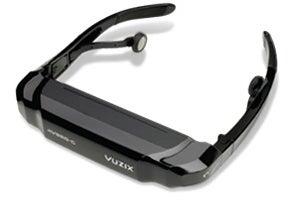Illustration for article titled Vuzix iWear AV920-C Headset: Daisy Chain for 4 Player Splitscreen Gaming