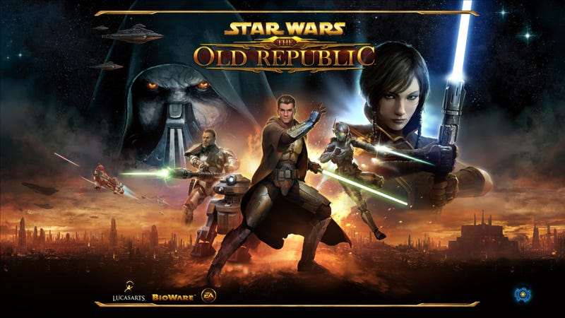 Illustration for article titled MMO Night: Star Wars the Old Republic