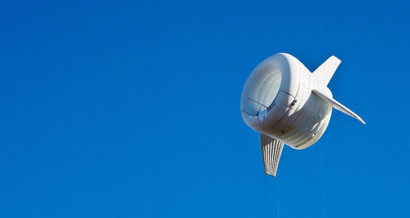 Illustration for article titled Alaska pronto contará con la primera turbina eólica voladora