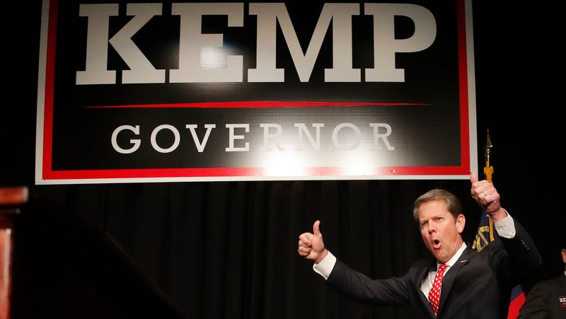 Illustration for article titled No, Brian Kemp Did Not Just Doxx Georgia Voters—But the Reality Is Somehow Worse