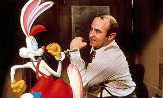 Illustration for article titled Who Framed Roger Rabbit? Actor Bob Hoskins Has Passed Away