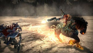 Illustration for article titled Darksiders Puts The PC Back In Apocalypse