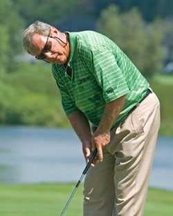 Illustration for article titled Fuzzy Zoeller Is Not Happy With A Bored Law Firm Worker