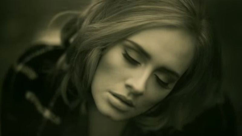 Illustration for article titled Adele's new single breaks downloading records