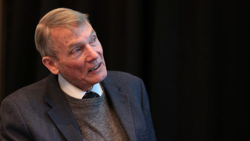 William Happer speaking at the 2018 Young Americans for Liberty New York City Spring Summit.