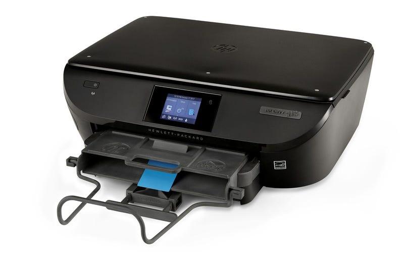 Esta será la nueva impresora de la ISS, una HP Envy modificada por la NASA. Foto: HP
