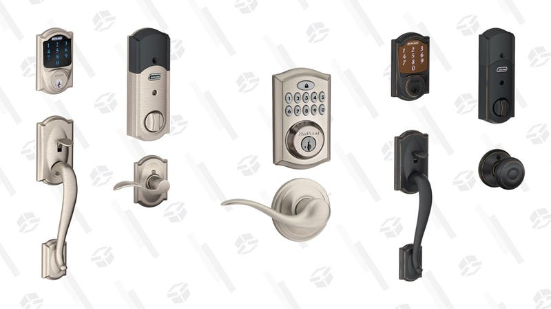 Up to 40% Off Select Smart Locks and Electronic Door Locks | Home Depot