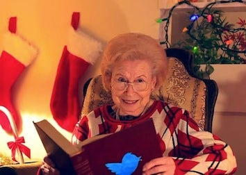 Illustration for article titled 50 Cent's Tweets, As Read By Grandma