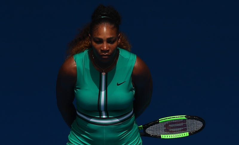 Illustration for article titled Serena Williams Returns With A Humane Butchering At The Australian Open
