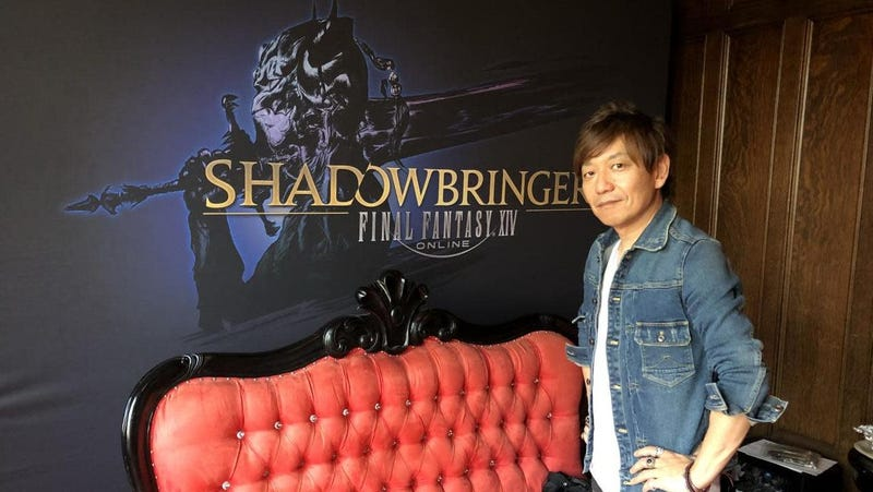 We Took A Bold Step This Time': Final Fantasy XIV Director