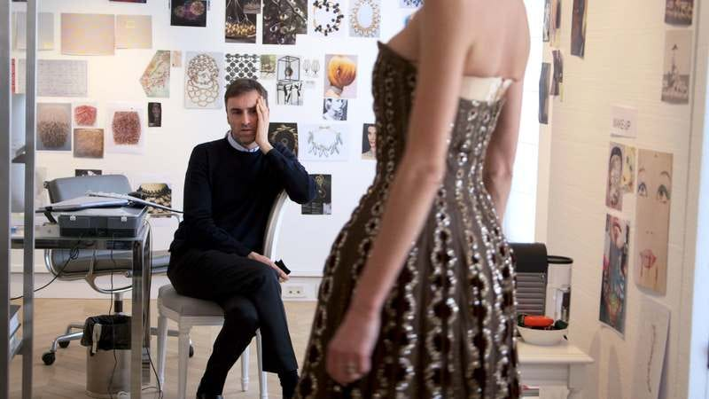 Illustration for article titled Dior And I is an entertaining glimpse behind the curtain of a fashion empire