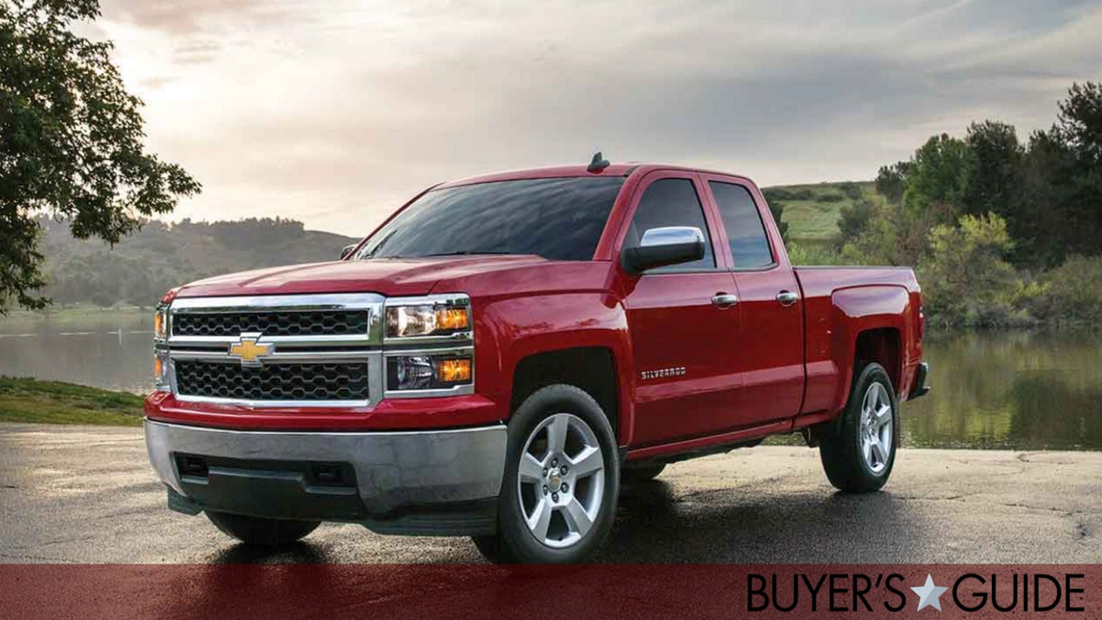 Chevrolet Silverado 1500 The Ultimate Buyers Guide 2015 Chevy Fog Lights