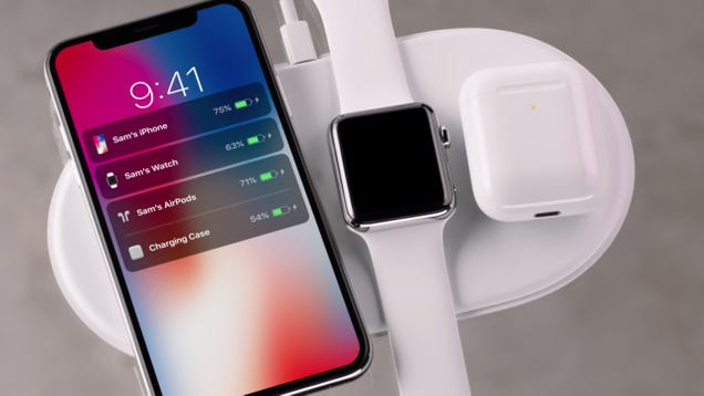 Apple s AirPower Wireless Charger Is Officially Dead