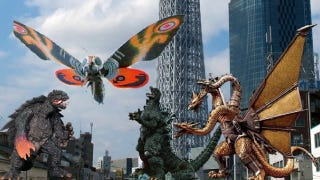 Illustration for article titled Thanks Tokyo Skytree, You Just Ruined Japanese Monster Movies