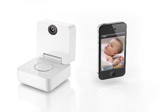Illustration for article titled Use Your New Baby as an Excuse to Buy an iPhone and Smart Baby Monitor