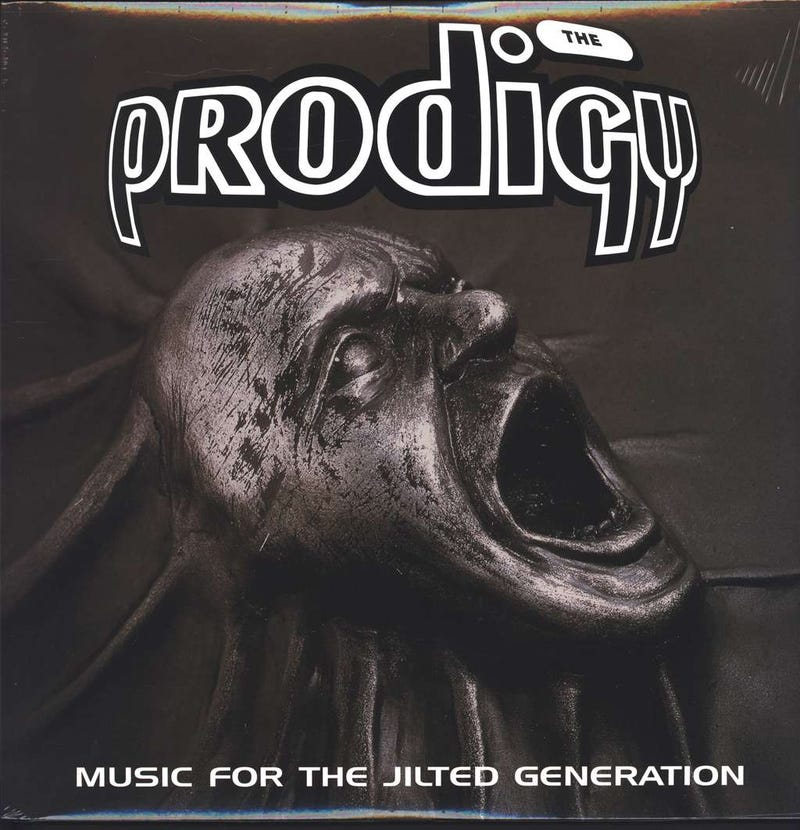 Illustration for article titled The Prodigy- Music for the Jilted Generation