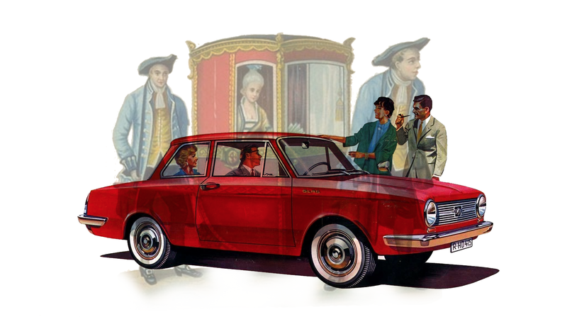 Illustration for article titled This Is Why We Call Cars Sedans, Limousines, And Saloons