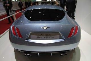 Illustration for article titled Touring Superleggera A8GCS Berlinetta