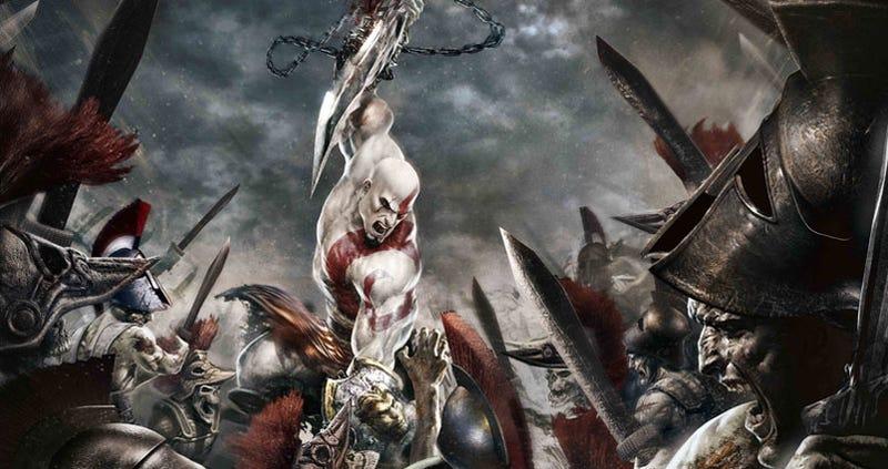 Illustration for article titled Rumor: Second God Of War PSP Game In The Works