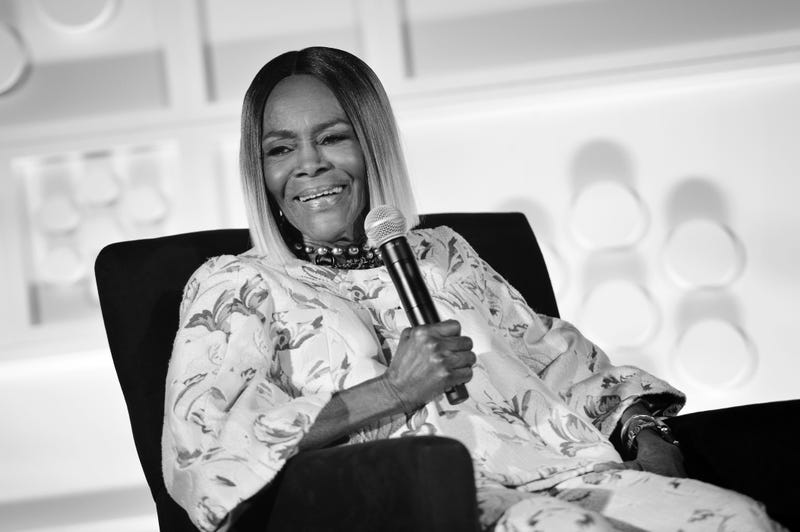 Cicely Tyson speaks onstage at the screening of 'Sounder' during the 2018 TCM Classic Film Festival on April 27, 2018 in Hollywood, California.