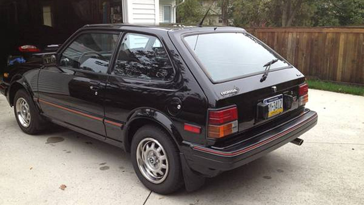 How About This 1983 Honda Civic S For $3,000?