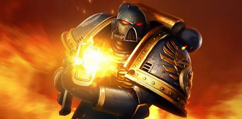Illustration for article titled Warhammer 40.000 se apunta a su propio juego tipo League of Legends