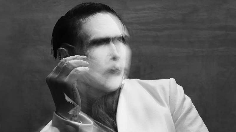 Marilyn Manson—The Pale Emperor