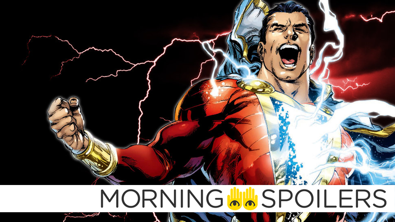 Illustration for article titled Crazy Rumors About the Potential Star of DC's ShazamMovie